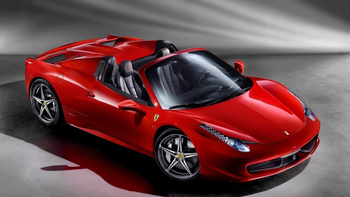 2013-Ferrari-458-Spider-Front-Angle