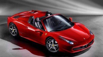 2013-Ferrari-458-Spider-Front-Angle